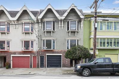 San Francisco Condo/Townhouse For Sale: 1731 Grove St