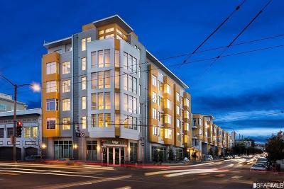 San Francisco Condo/Townhouse For Sale: 2655 Bush St #PH503