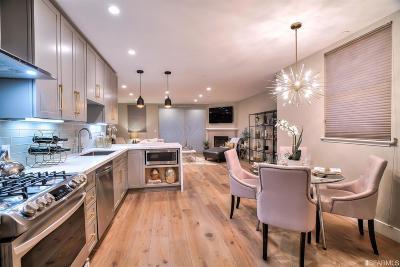 San Francisco CA Condo/Townhouse For Sale: $1,248,000