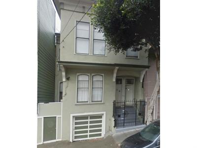 San Francisco CA Multi Family Home For Sale: $1,775,000