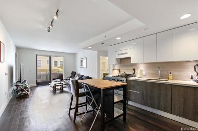 San Francisco Condo/Townhouse For Sale: 8 Buchanan St #613