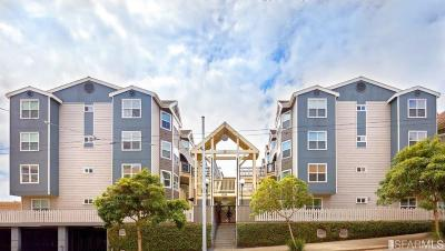 San Francisco Condo/Townhouse For Sale: 1235 McAllister St #211