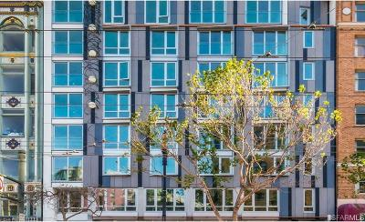 San Francisco Condo/Townhouse For Sale: 1075 Market St #805