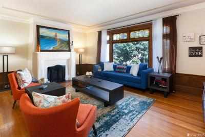 San Francisco Multi Family Home For Sale: 1443 1445 Lombard St