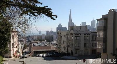 San Francisco Multi Family Home For Sale: 1023 Broadway