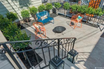 San Francisco Condo/Townhouse For Sale: 1266 1268 Hampshire St #1268