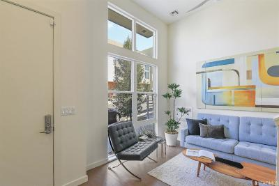 San Francisco Condo/Townhouse For Sale: 250 Friedell St