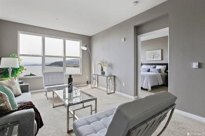 San Francisco Condo/Townhouse For Sale: 101 Crescent Way #2308