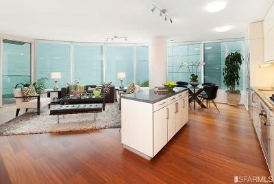 San Francisco Condo/Townhouse For Sale: 338 Spear St #7F