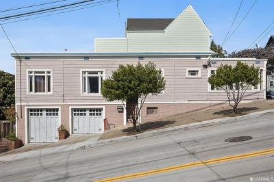 San Francisco Condo/Townhouse For Sale: 4101 23rd St