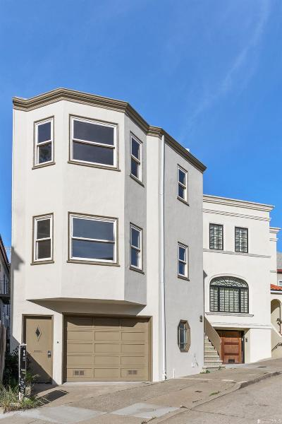 San Francisco Multi Family Home For Sale: 3533 3535 Market St