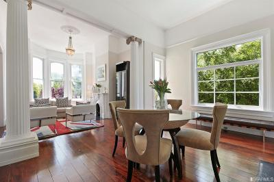 San Francisco Single Family Home For Sale: 2094 Bush St