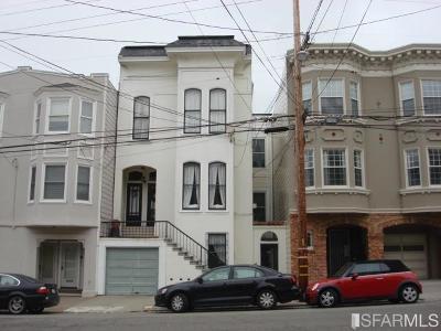 San Francisco Multi Family Home For Sale: 1854 1858 Filbert St