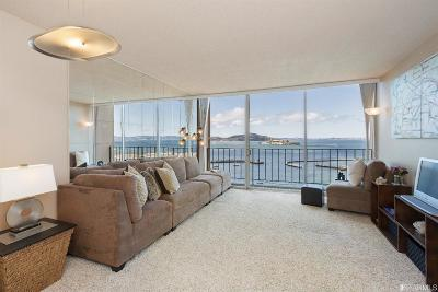 San Francisco Condo/Townhouse For Sale: 1000 North Point St #1605