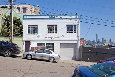 San Francisco Multi Family Home For Sale: 720 15th St