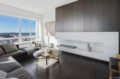 San Francisco Condo/Townhouse For Sale: 1200 California St #27D