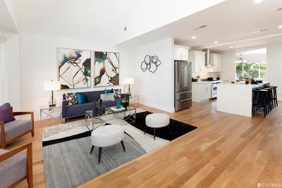 San Francisco Single Family Home For Sale: 328 Richland Ave