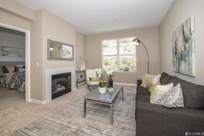 San Francisco Condo/Townhouse For Sale: 101 Crescent Way #2202
