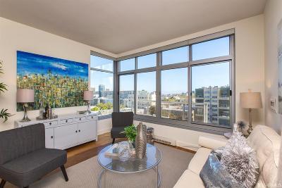 San Francisco Condo/Townhouse For Sale: 1310 Fillmore St #706