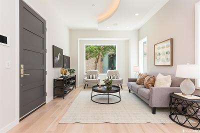 San Francisco Condo/Townhouse For Sale: 1042 Jackson St
