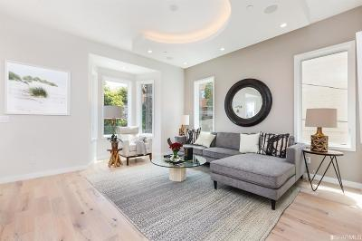 San Francisco Condo/Townhouse For Sale: 1044 Jackson St