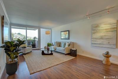 San Francisco Condo/Townhouse For Sale: 5076 Diamond Heights Blvd #A