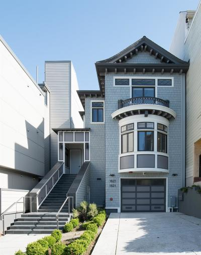San Francisco Condo/Townhouse For Sale: 1821 Turk St