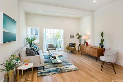 San Francisco Condo/Townhouse For Sale: 1266 1268 Hampshire St #1266