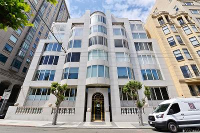 San Francisco Condo/Townhouse For Sale: 1150 Sacramento St #501
