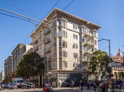 San Francisco Multi Family Home For Sale: 285 Turk St
