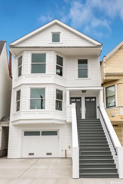 San Francisco Multi Family Home Act Cont Show: 153 155 Crescent Ave