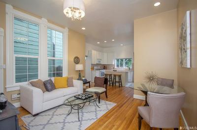 San Francisco Multi Family Home For Sale: 517 519 Lyon St
