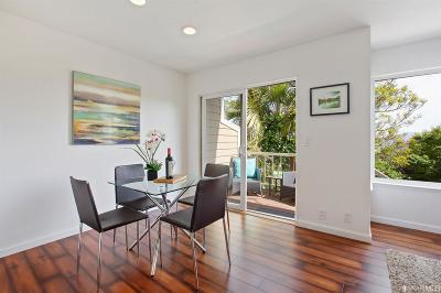 San Francisco Condo/Townhouse For Sale: 15 Littlefield Ter