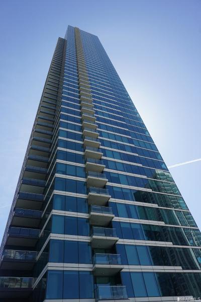 San Francisco Condo/Townhouse For Sale: 401 Harrison #4D
