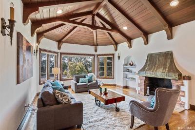 San Francisco Single Family Home For Sale: 141 Junipero Serra Blvd