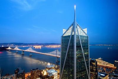 San Francisco Condo/Townhouse For Sale: 181 Fremont #68A