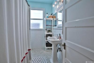 San Francisco Condo/Townhouse For Sale: 950 Steiner St #1