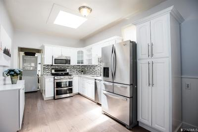 San Francisco Single Family Home For Sale: 2725 20th St