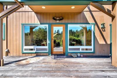 Sonoma County Single Family Home For Sale: 8155 Mondo Way