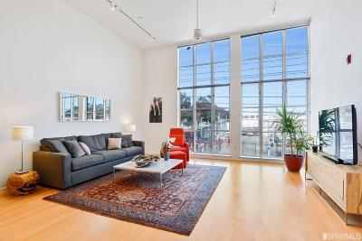 San Francisco Condo/Townhouse For Sale: 1800 Bryant St #202