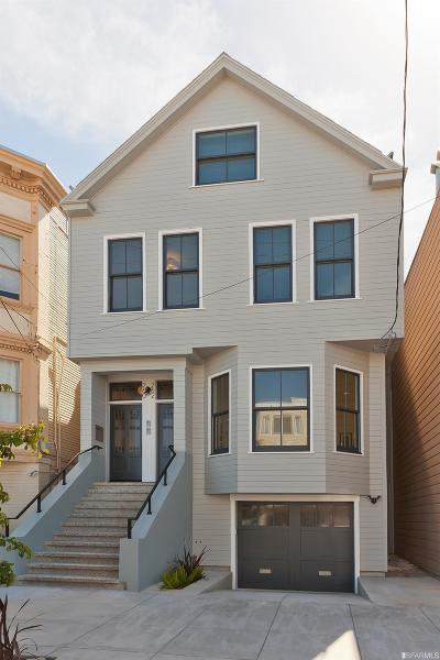 San Francisco Multi Family Home Act Cont Show: 260 262 6th Ave