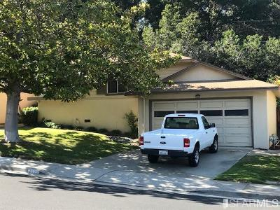 San Bruno Single Family Home For Sale: 2420 Princeton Dr