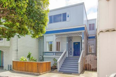 San Francisco Single Family Home For Sale: 1447 Palou Ave