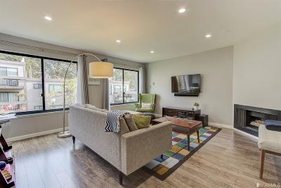 San Francisco Condo/Townhouse Act Cont Show: 5175 Diamond Heights Blvd #108