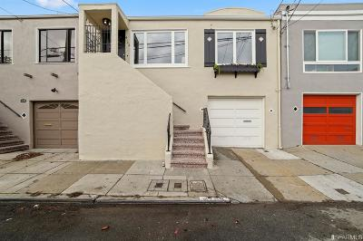 San Francisco Single Family Home For Sale: 4162 Folsom St