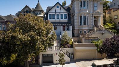 San Francisco CA Single Family Home For Sale: $10,750,000
