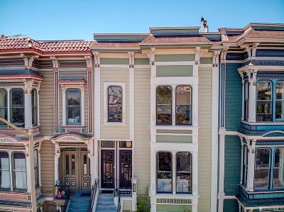 San Francisco Condo/Townhouse For Sale: 3341 22nd St