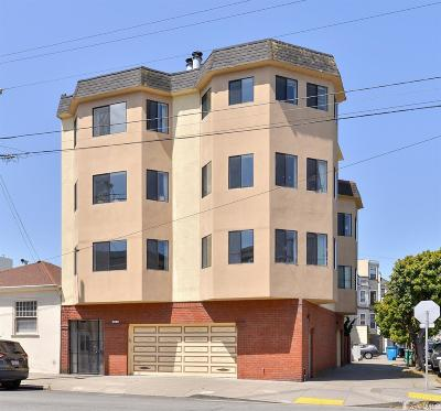 San Francisco Multi Family Home For Sale: 501 6th Ave