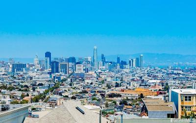 San Francisco Multi Family Home For Sale: 200 210 Romain St