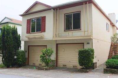 San Francisco Single Family Home For Sale: 39 Christopher Dr